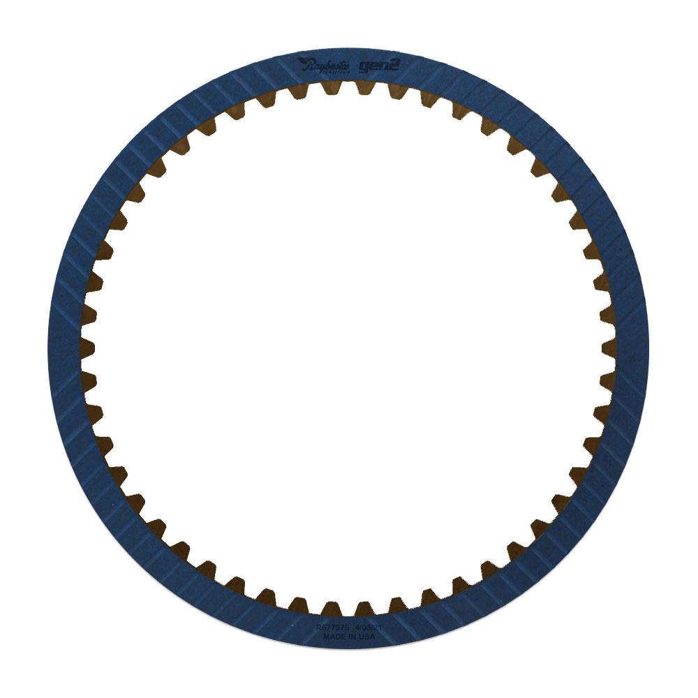 RE5R05A B1 Gen2 Blue Friction Clutch Plate