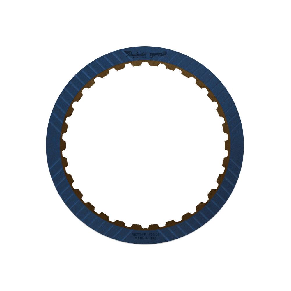 RE5R05A B2 Low Coast Gen2 Blue Friction Clutch Plate