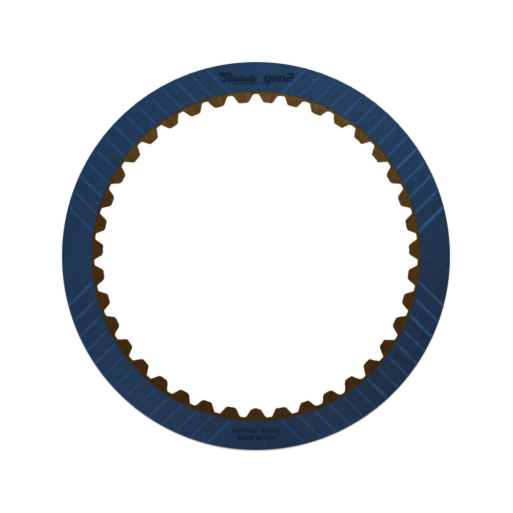 RE5R05A B3 Forward Gen2 Blue Friction Clutch Plate