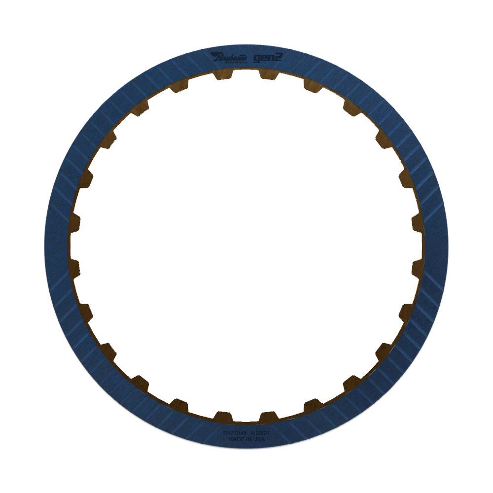 RE5R05A Direct Gen2 Blue Friction Clutch Plate