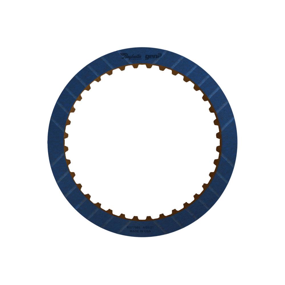6L80, 6L90 4-5-6 GEN 2, Blue Friction Clutch Plate