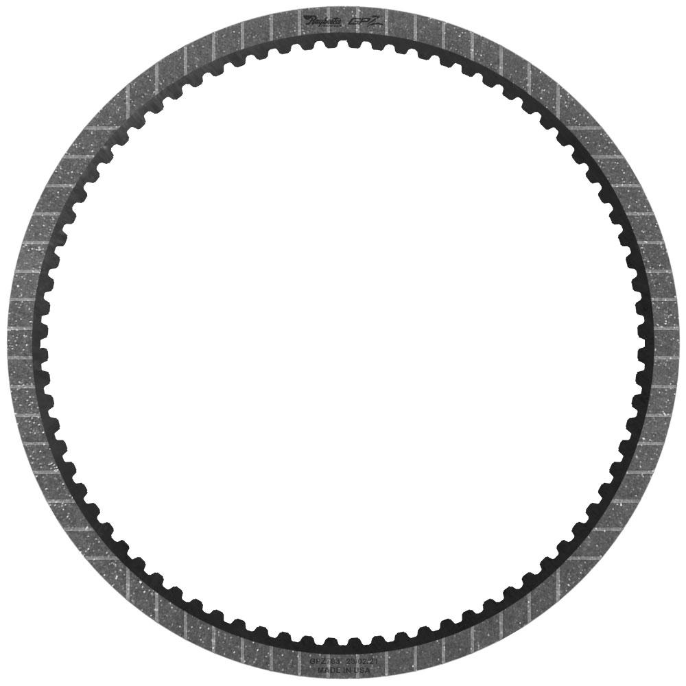 10L1000 GPZ A Clutch Friction Plate