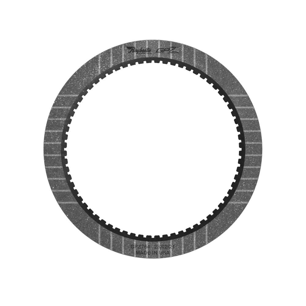 10L1000 GPZ B Clutch Friction Plate