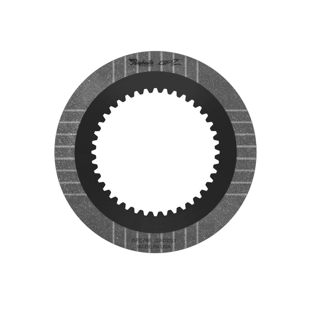 10L1000 GPZ D Clutch Friction Plate