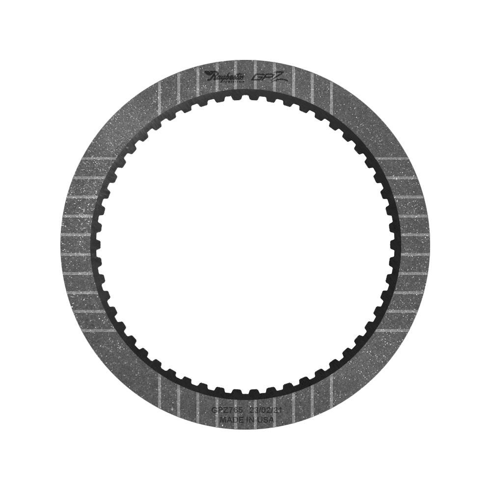 10L1000 GPZ C Clutch Friction Plate