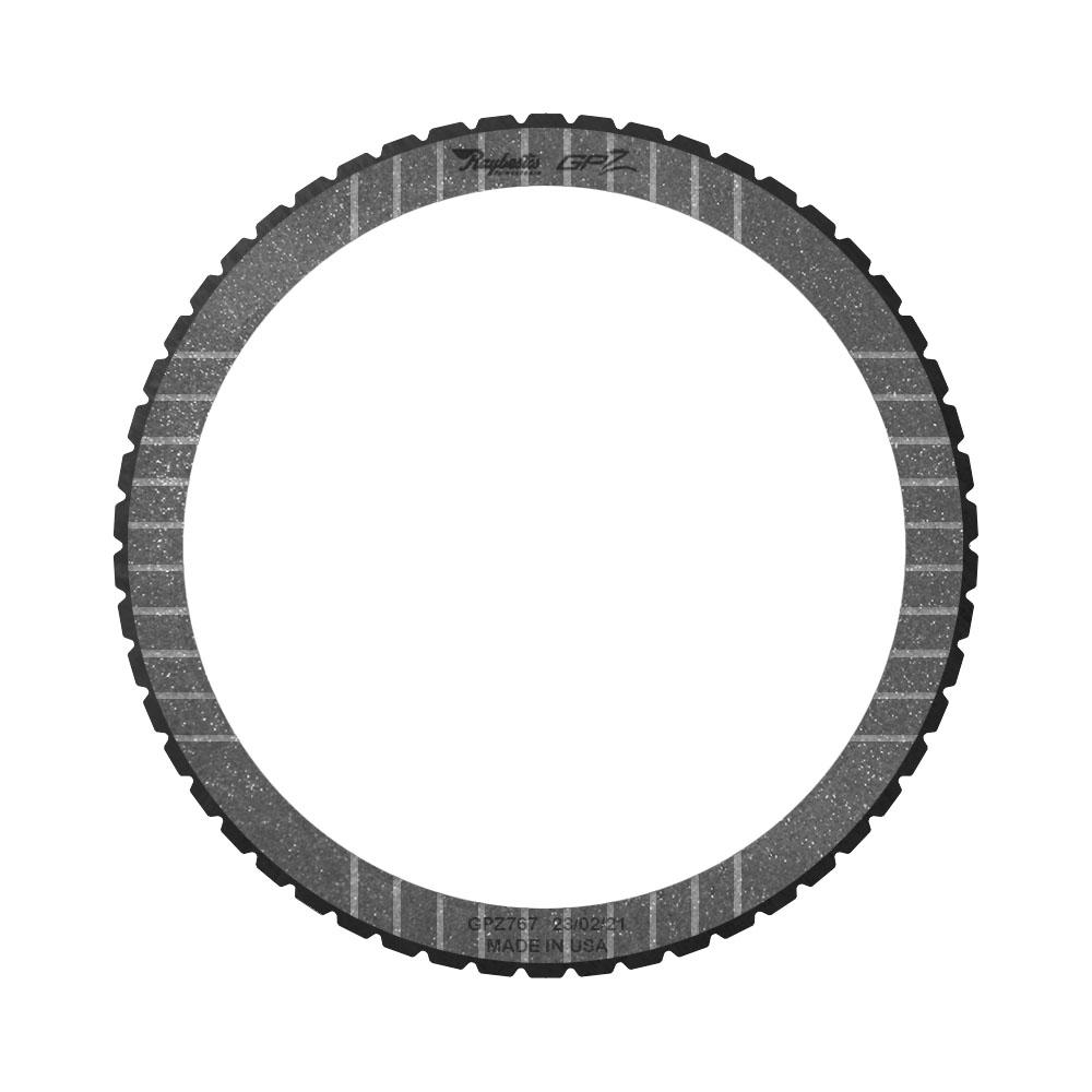 10L1000 GPZ E Clutch Friction Plate