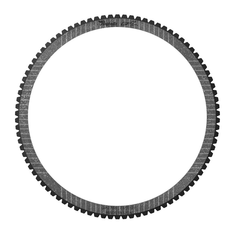 10L1000 GPZ F Clutch Friction Plate