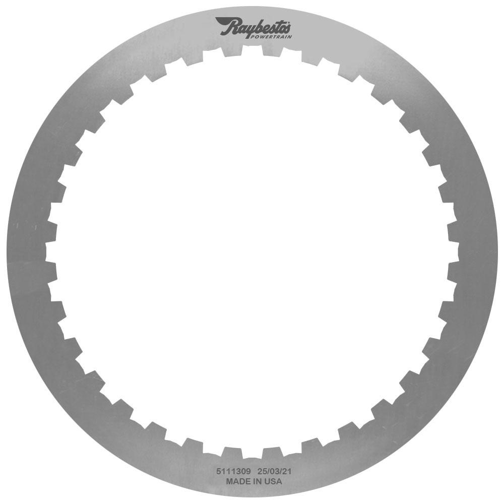 10L1000 E Clutch .142 Steel Backing Plate