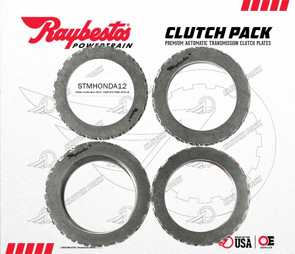 BAYA 2006-2007 Steel Clutch Pack