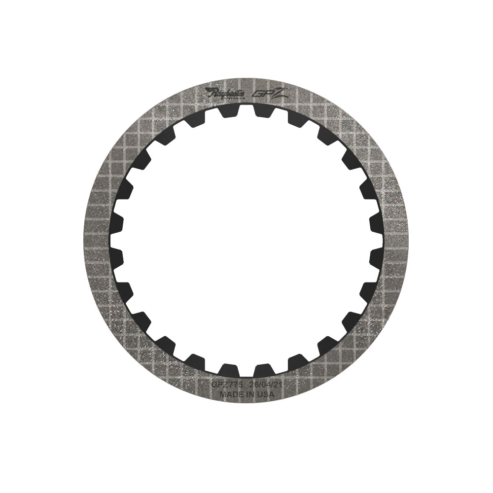 8HP45, 8HP51, 845RE GPZ A Clutch Friction Plate