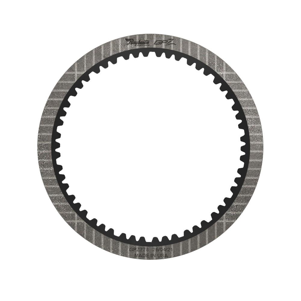 8HP45, 8HP50Z, 8HP51 GPZ D Clutch Friction Plate