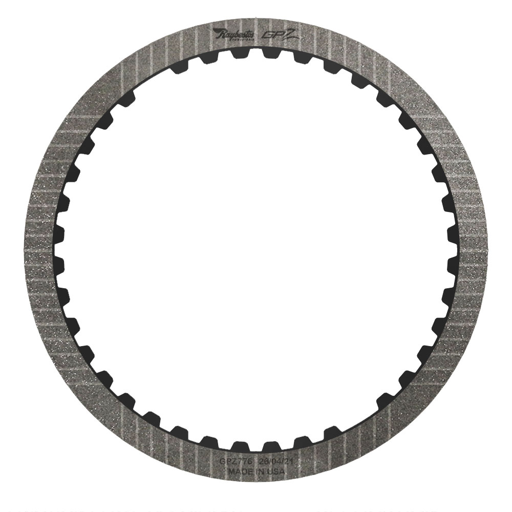 8HP45 GPZ B Clutch Friction Plate