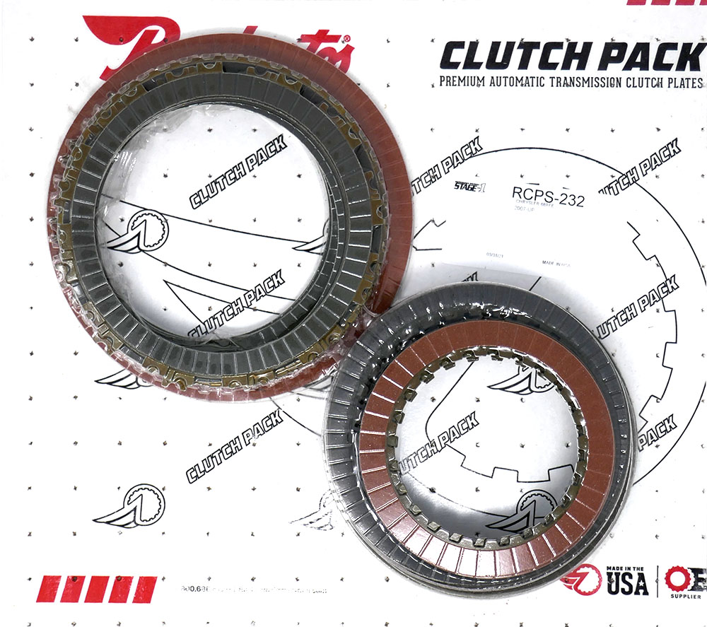 68RFE Stage-1 Friction Clutch Pack