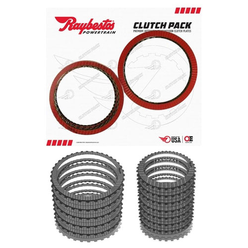 6L80 Stage-1 Friction Clutch Pack