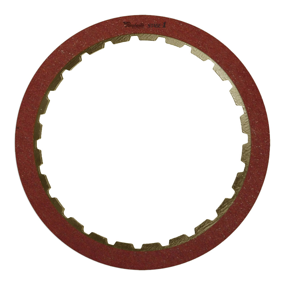 6F55 4-5-6 Stage-1 Red Friction Clutch Plate