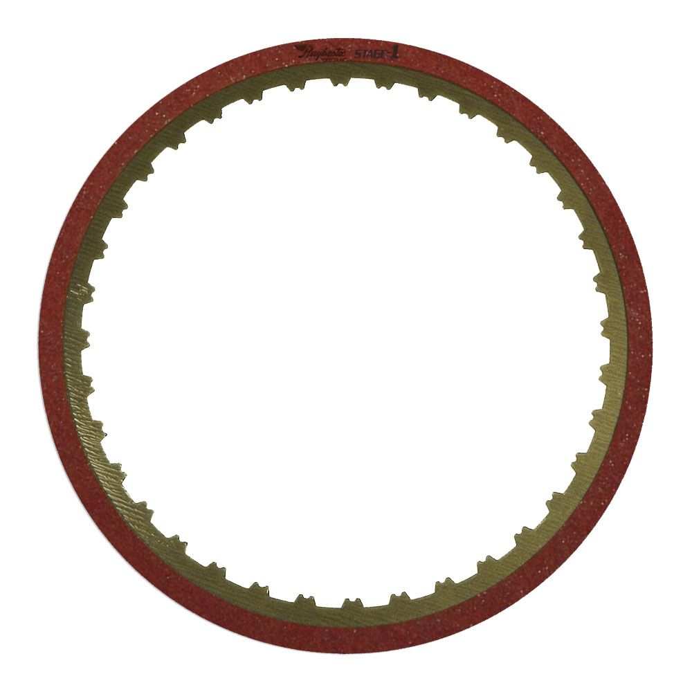 6F55 1-2-3-4 Stage-1 Red Friction Clutch Plate