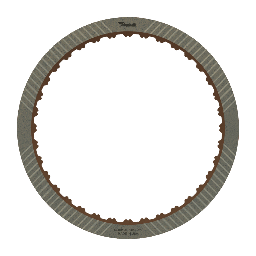 9T50, 9T65 3, 8 Clutch High Energy Friction Clutch Plate