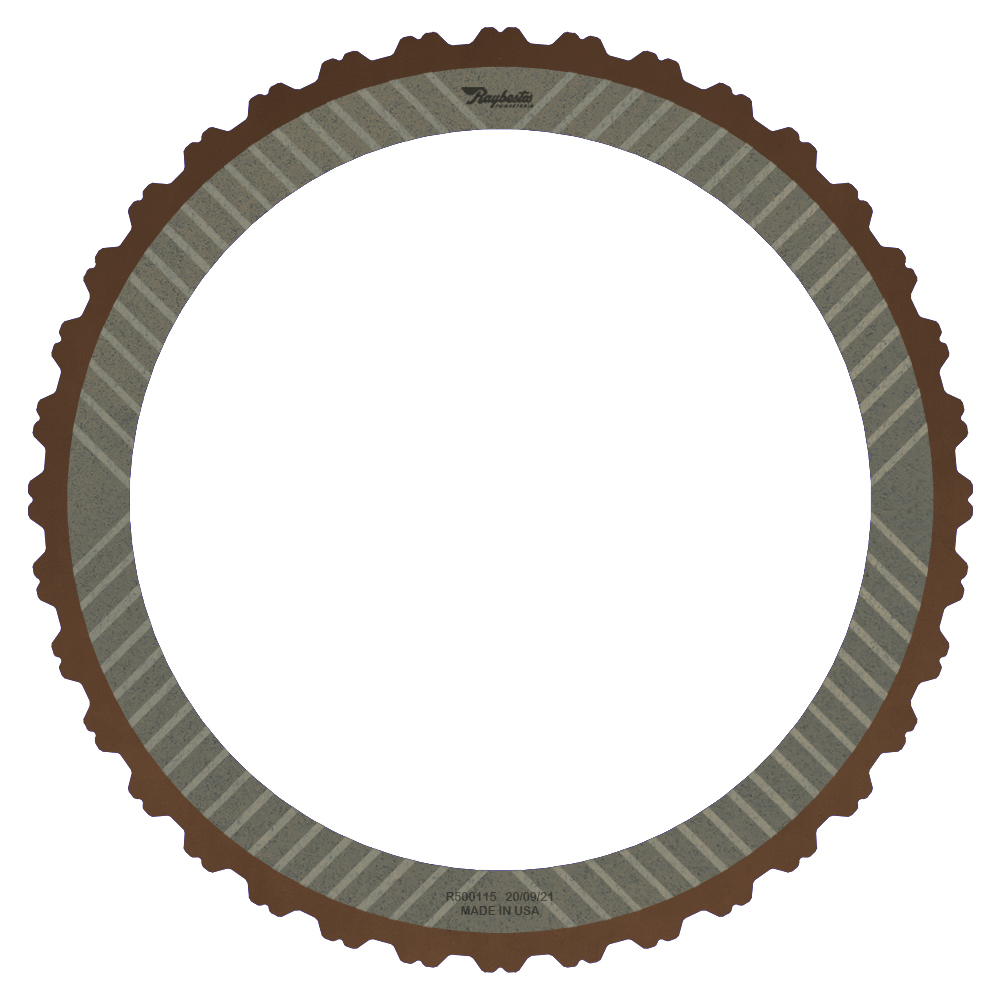 9T50, 9T65 5, 7, Reverse Clutch (Waved) High Energy Friction Clutch Plate