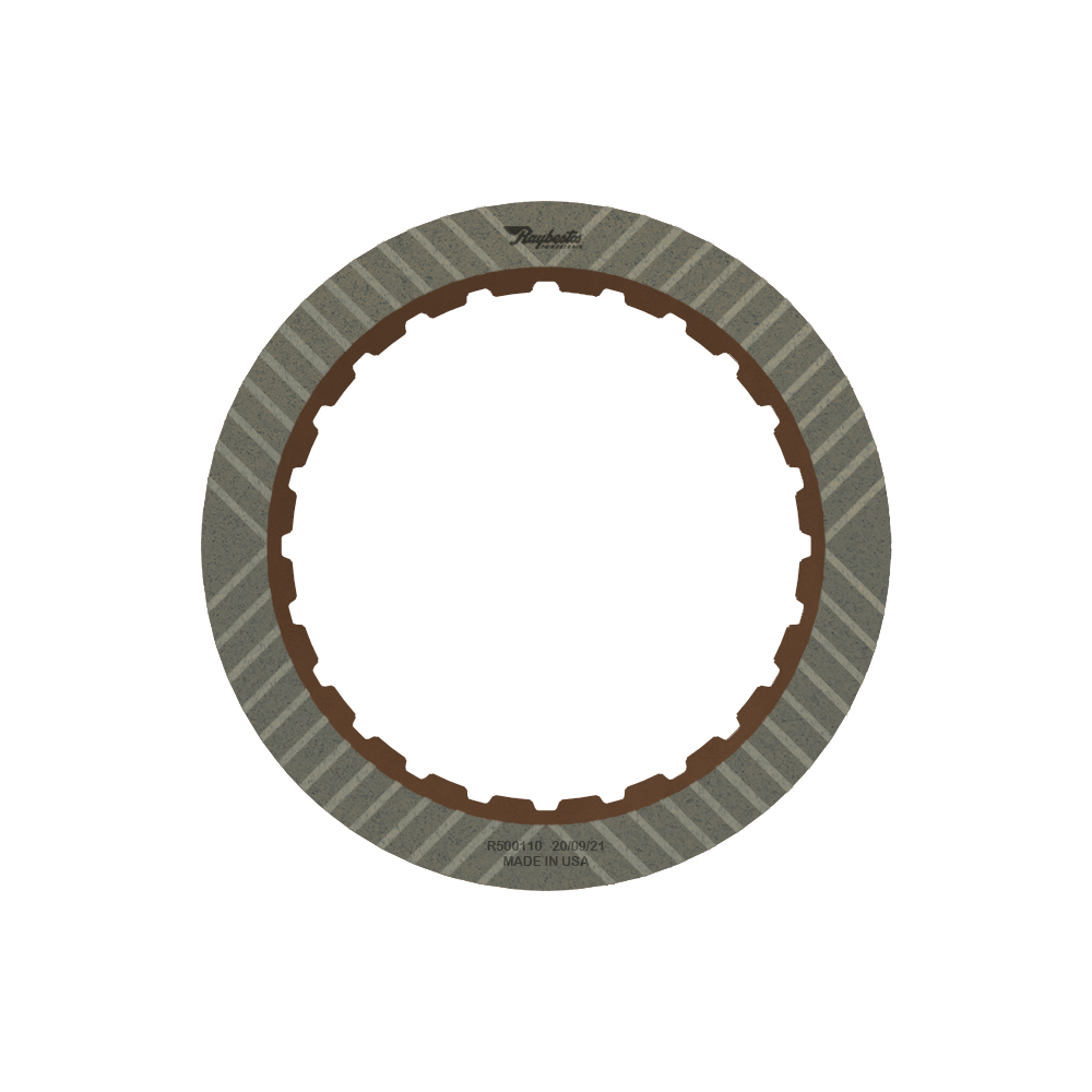 9T50, 9T65 6, 7, 8, 9 Clutch High Energy Friction Clutch Plate