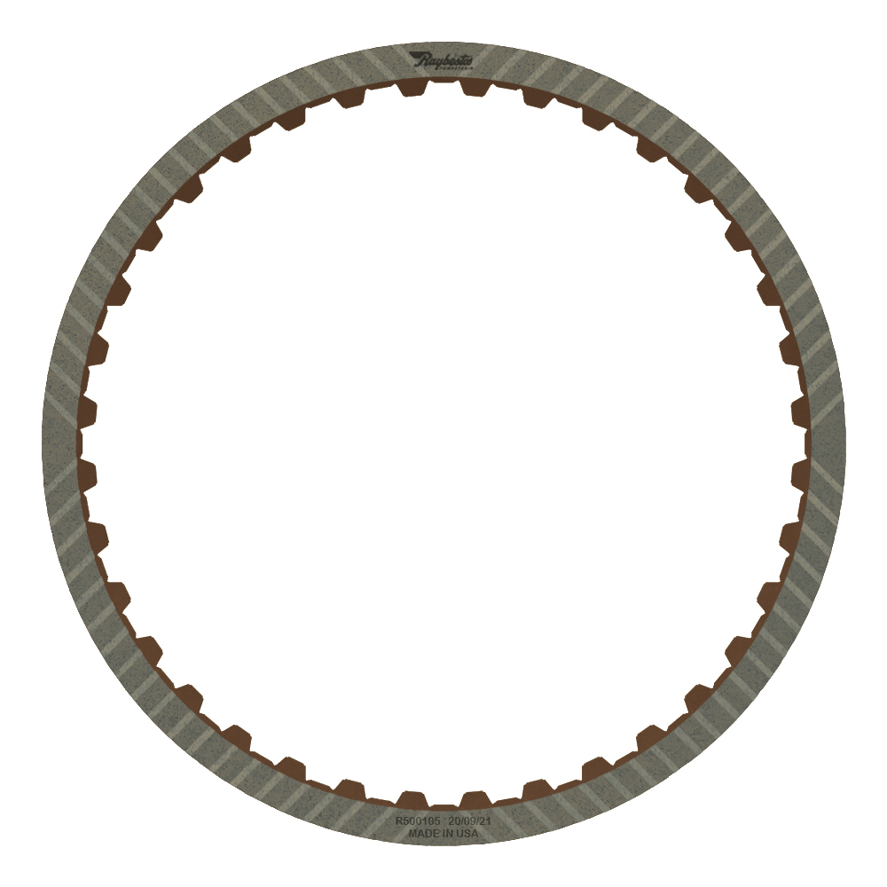9T50, 9T65 4th Clutch SS ID High Energy Friction Clutch Plate