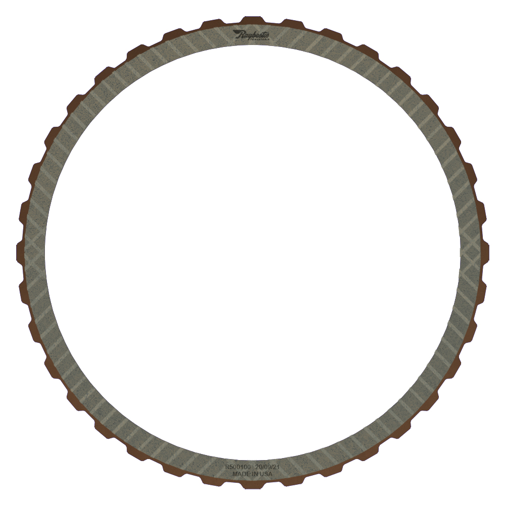 9T50, 9T65 4th Clutch SS OD High Energy Friction Clutch Plate