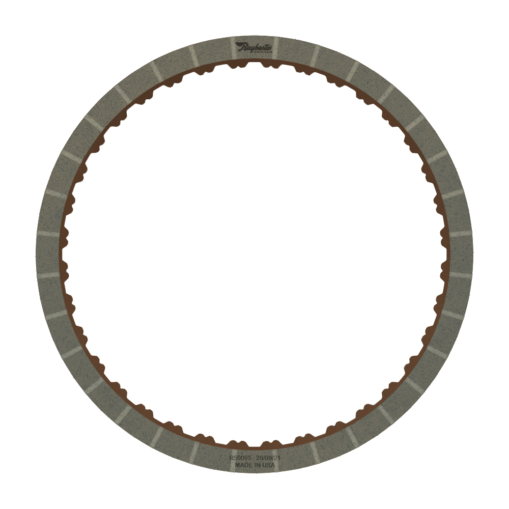 9T50, 9T65 2, 9 Clutch (Waved) High Energy Friction Clutch Plate