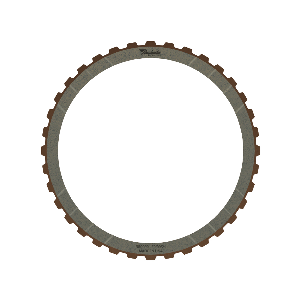9T50, 9T65 1, 2, 3, 4, 5, 6 Clutch (Waved) High Energy Friction Clutch Plate