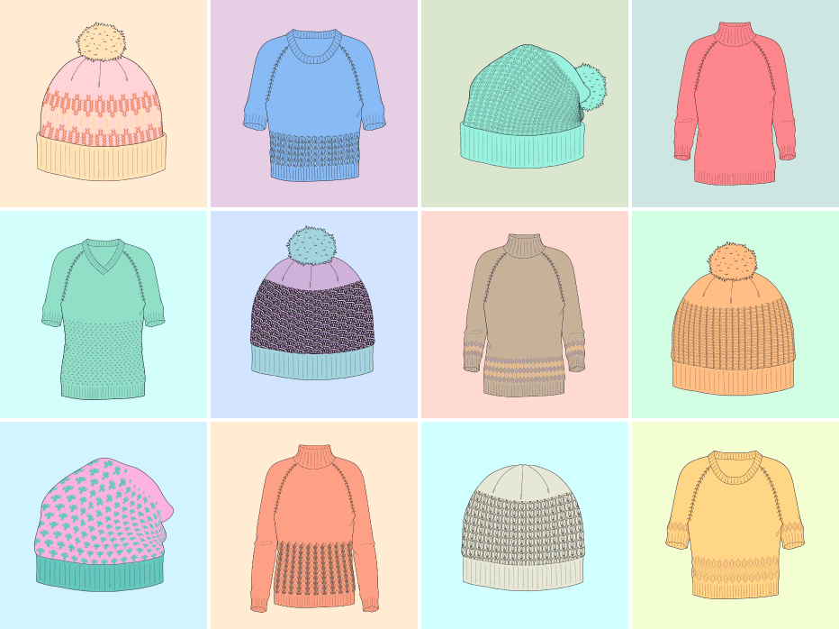 Bellish Sweater Knitting Free Pattern Generator