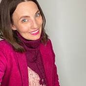 Kristy Glass Knits profile picture in pink cardigan