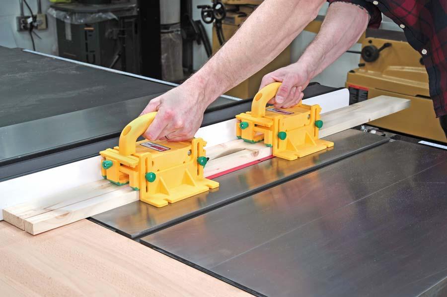 GRR-RIPPER 3D Pushblock