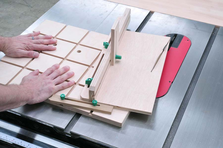 ZEROPLAY 360 Sled + Miter Stop