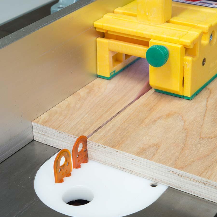 MJ SPLITTER SteelPro Thin Kerf System