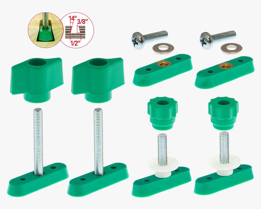 MATCHFIT Dovetail Hardware Variety Pack