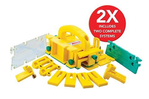 GRR-RIPPER Complete (2-Pack)