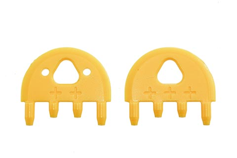 MJ SPLITTER Replacement Thin Kerf Splitters (Yellow)