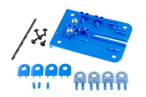 """MJ SPLITTER SteelPro 1/8"""" Full Kerf System"""