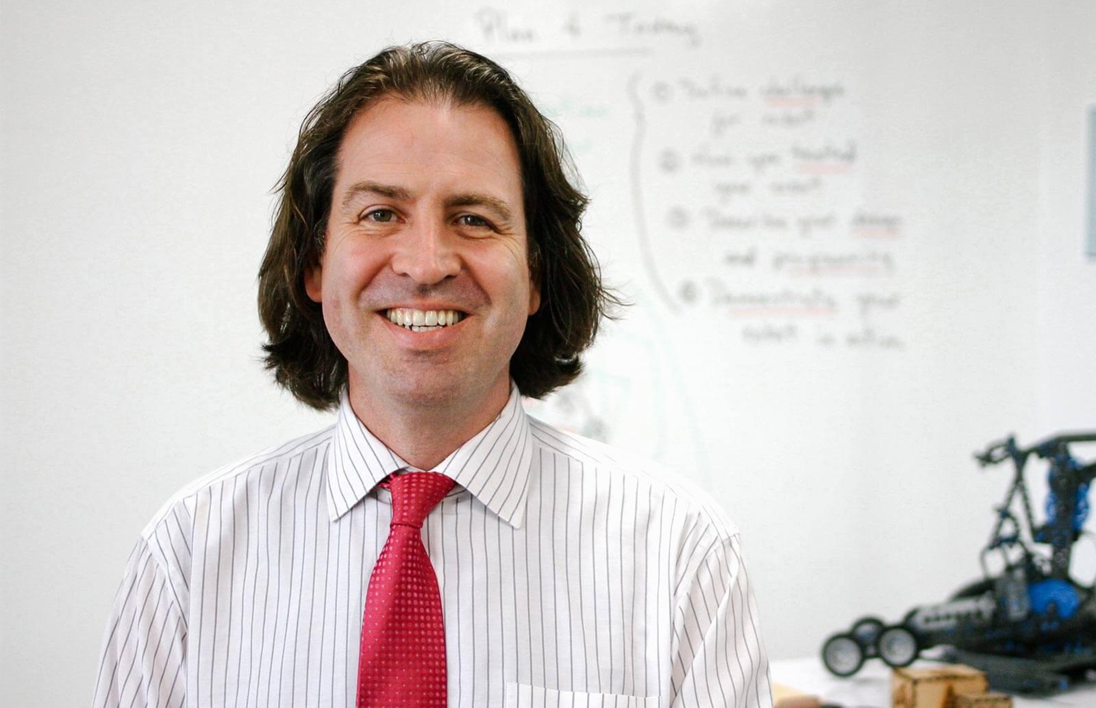 Warren Apel, Director of Technology