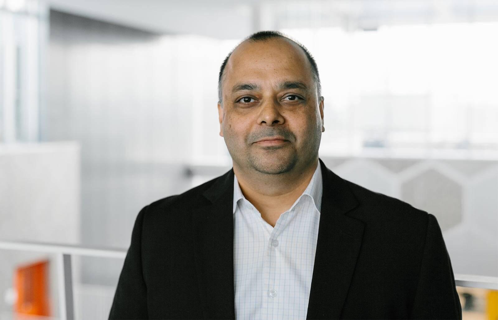 Bhupesh Upadhyay, COO/CFO