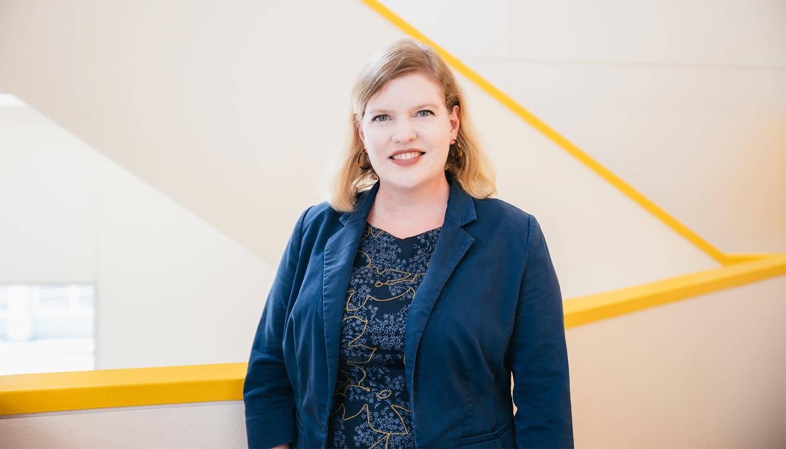 Carole Nickle, Middle School Associate Principal