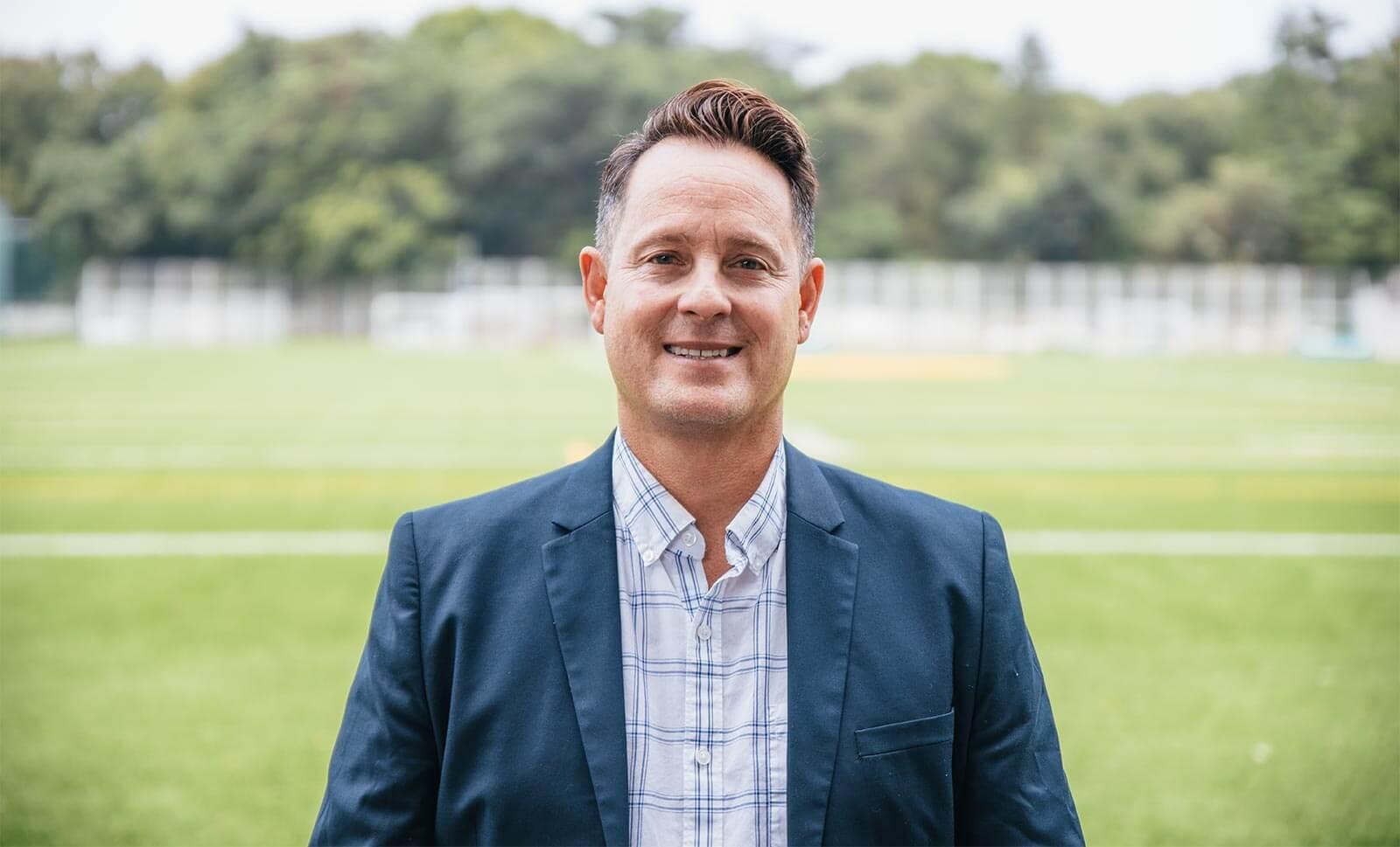 Jon Herzenberg, High School Principal