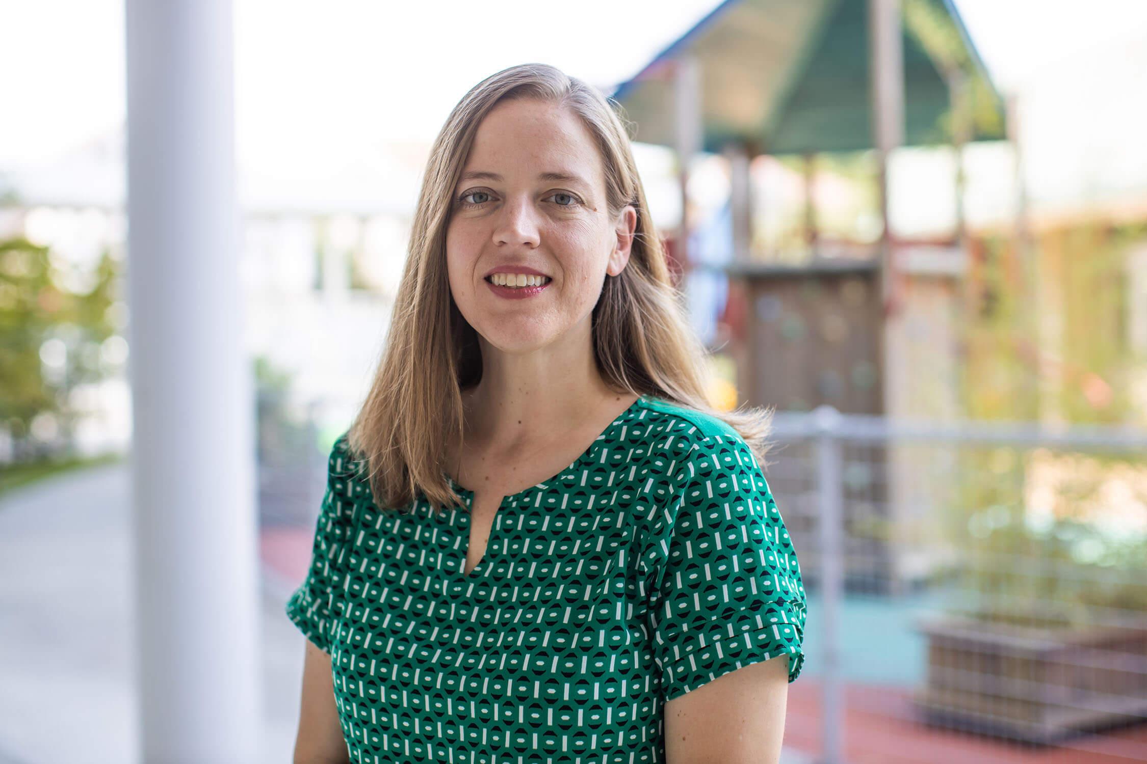 Leah Shy, Elementary School Associate Principal
