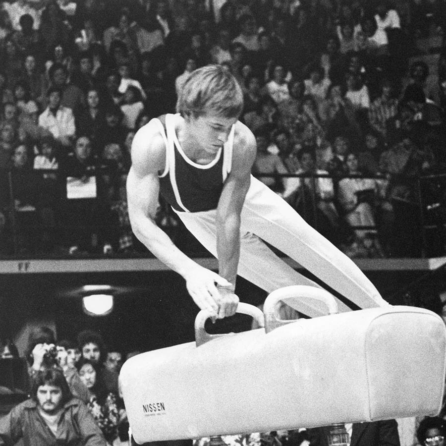 From Pommel Horse to Mustang
