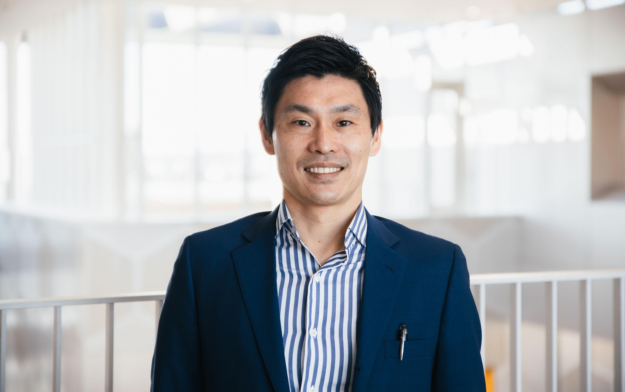 Ryosuke Suzuki, Director of Strategic Partnerships