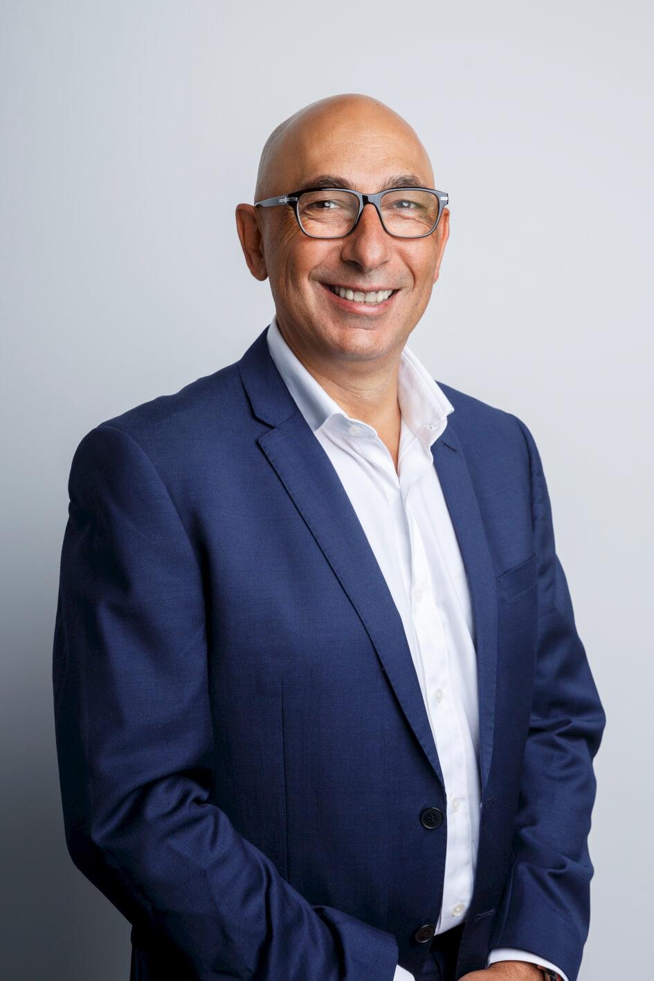 JV Partner Dom Lupis - Here Business & Wealth