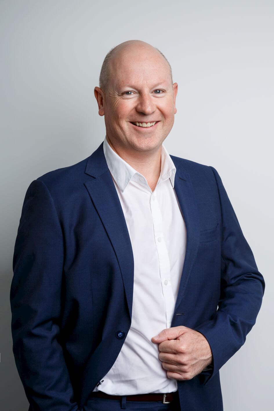 Associate IR & Capital Markets Specialist Andrew Jones - Here Business & Wealth