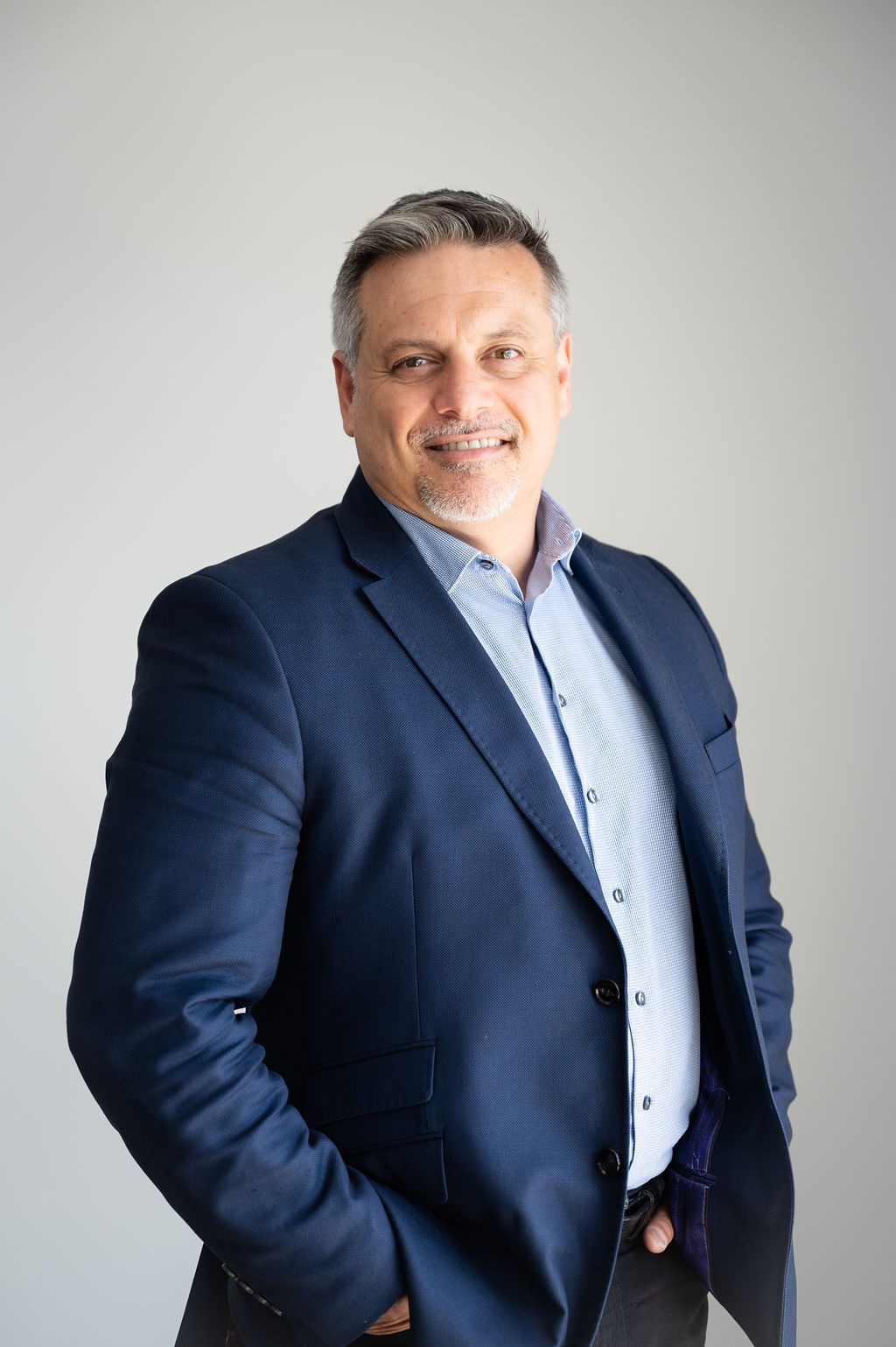 Director & Co-Founder Robert Marusco - Here Business & Wealth