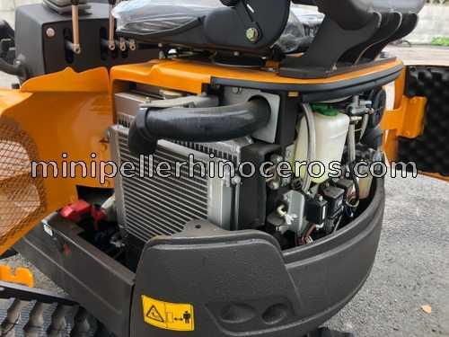 MOTOR YANMAR MINIEXCAVADORA RHINOCEROS XN16
