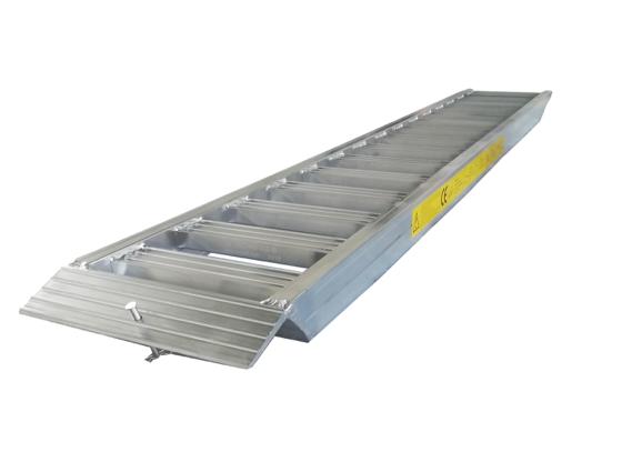 Aluminium Ramps 2meters