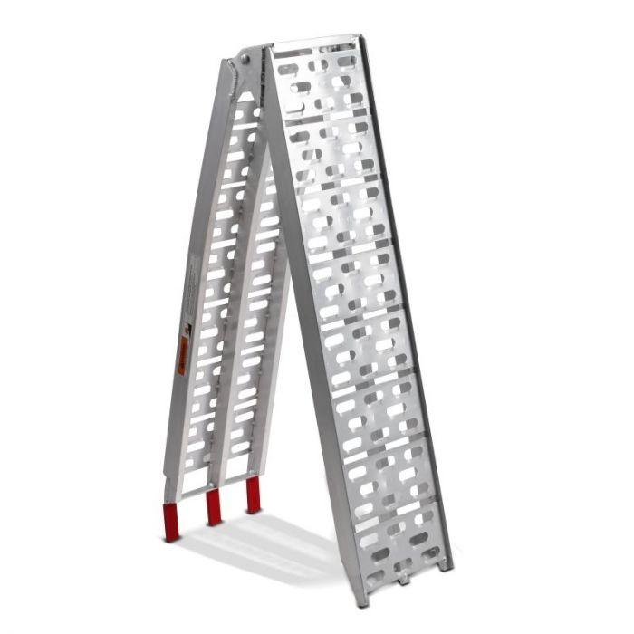 Rampe in alluminio flessibile