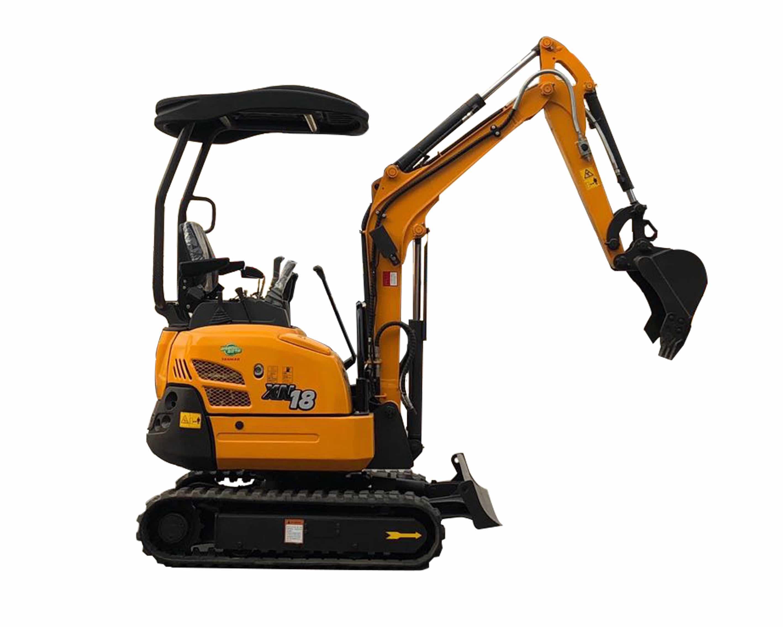 Mini Excavator RHINOCEROS XN18